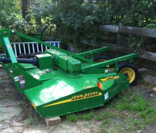 2011 John Deere MX8 **NEW PRICE** Farm Tractor For Sale in Louisiana