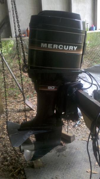 90 Hp Mercury Outboard >> 1980 Mercury 90 Hp Outboard Louisiana Sportsman Classifieds La