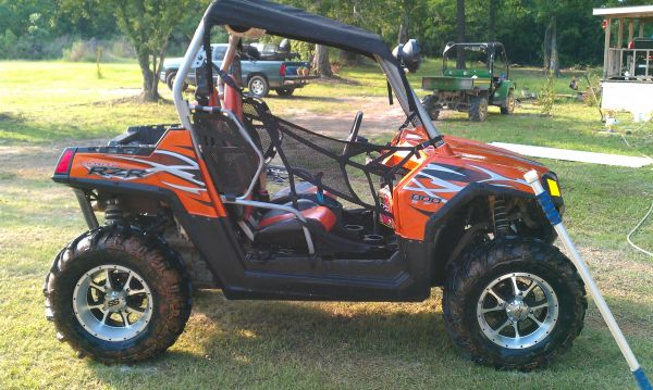 2009 polaris rzr 800 LE ATV & Four Wheeler For Sale in Baton Rouge