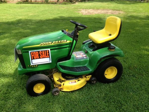 John Deere Lawn Mowers For Sale >> 1999 John Deere Lx255 1999 Lawn Mower For Sale In Baton