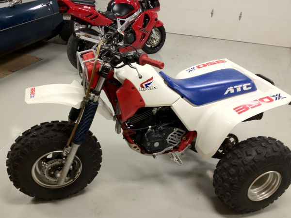 1986 Honda 350x Atc 3 Wheeler Atv Four Wheeler For Sale In Louisiana Louisiana Sportsman Classifieds La
