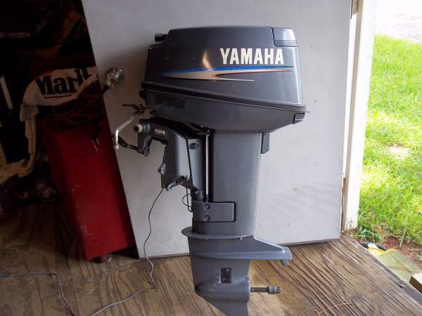 2006 yamaha 25hp 2cycle Outboard Motors For Sale in Houma