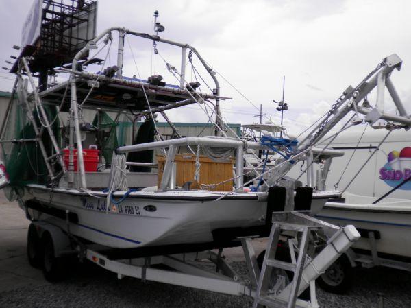 1993 Carolina Skiff Trawler For Sale in New Orleans