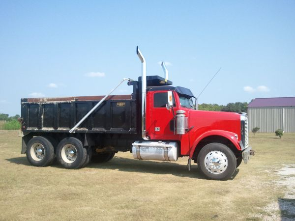 1999 Freightliner Classic Dump Truck For Sale in Louisiana
