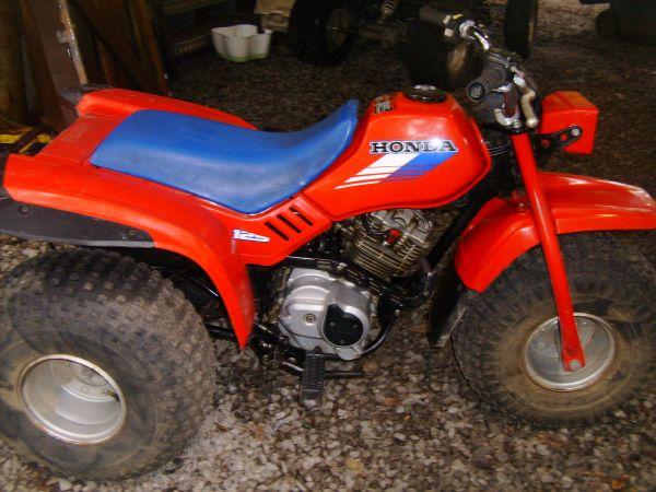Honda 3 Wheeler For Sale >> 1986 125 Honda 3 Wheeler Atv Four Wheeler For Sale In