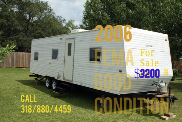 2006 Fema Campers For Sale In Alexandria Louisiana