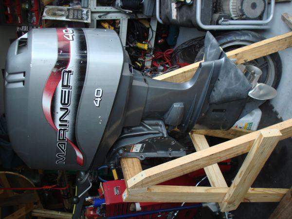 1997 1997 Mercury Mariner 40hp boat motor