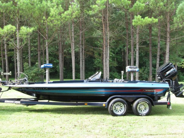 1990 Stratos 201 Pro 200hp Bass Boat For Sale In North