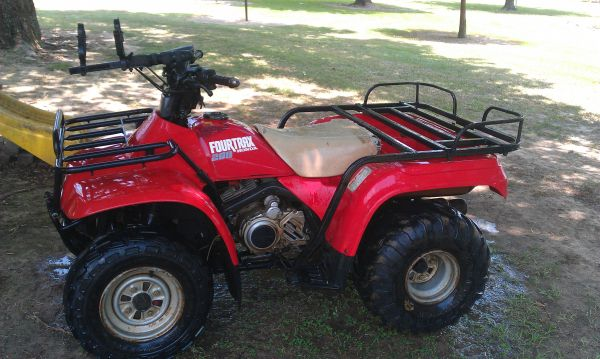 Honda Four Wheelers For Sale >> Honda 200 Trx 4 Wheeler Wiring Diagram Cable Management