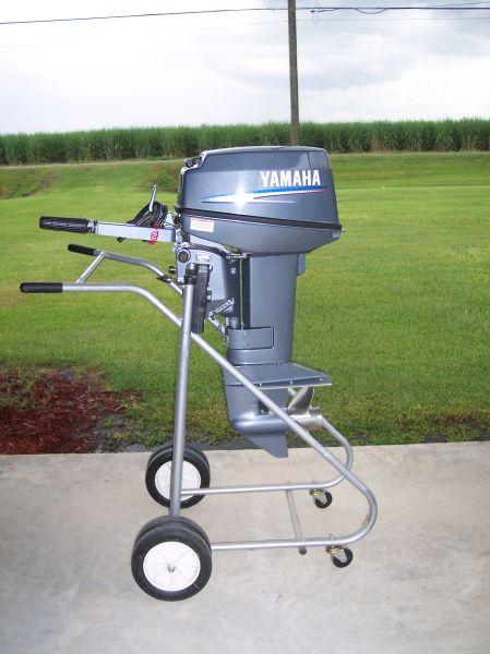 2008 Yamaha 25hp 2 stroke Outboard Motors For Sale in