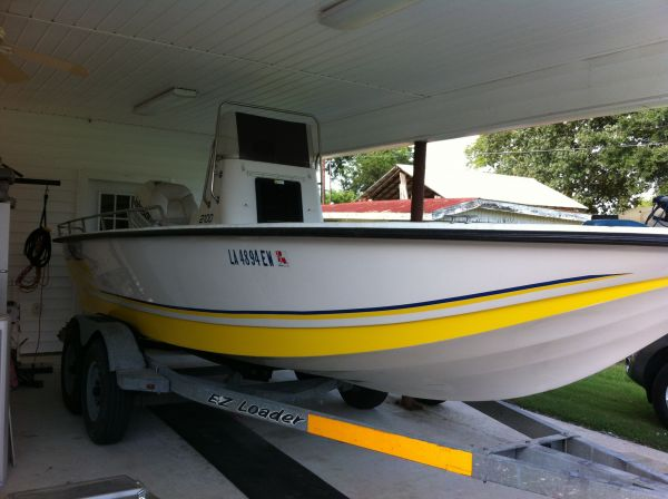 1990 Stratos 201 Pro Bass Boat For Sale in Lake Charles