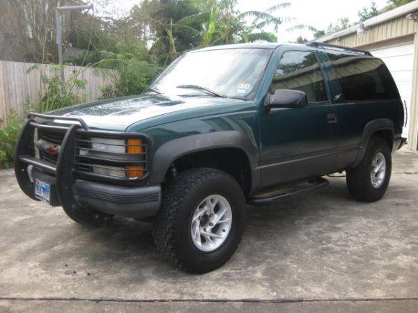 1997 Chevy Tahoe Sport 2 Door 4x4 Suvs For Sale In New Orleans