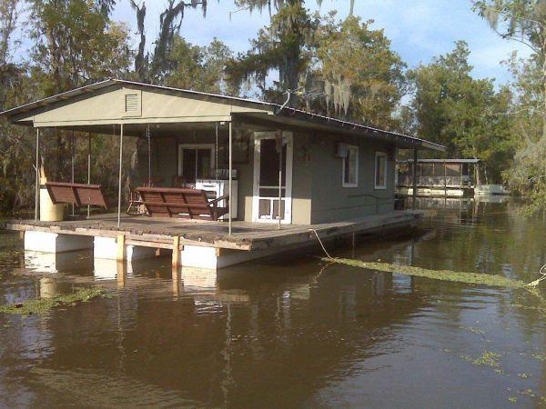 House Boat For Sale Louisiana Sportsman Classifieds La