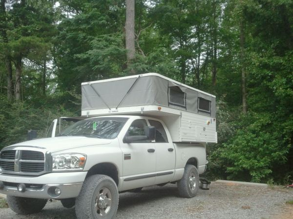 All Terrain Campers >> 2011 All Terrain Camper Four Wheel Camper Campers For Sale
