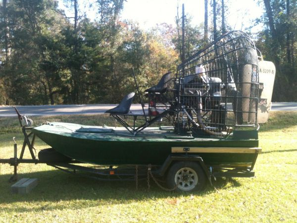 1985 airboat Airboat For Sale in Baton Rouge - Louisiana