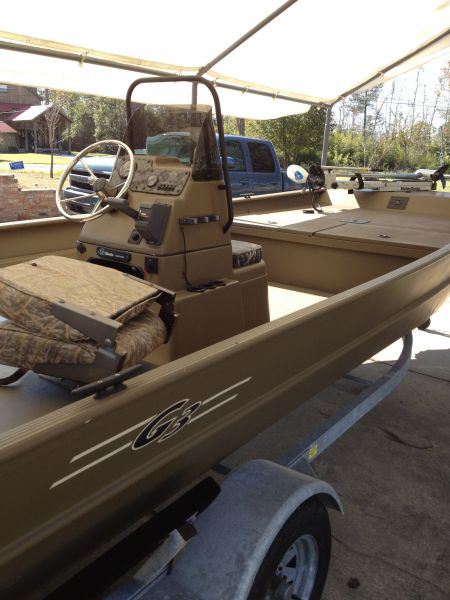 2007 G3 Center Console Flat / Jon Boat For Sale in Southeast