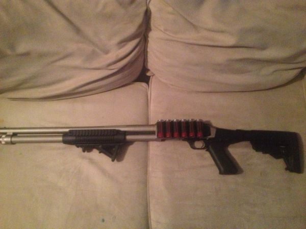 Mossberg 590 Mariner - Louisiana Sportsman Classifieds, LA