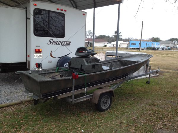 Mud Boats For Sale >> Reduced Mud Boat For Sale Louisiana Sportsman Classifieds La