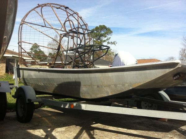 Airboat for Sale - Louisiana Sportsman Classifieds, LA
