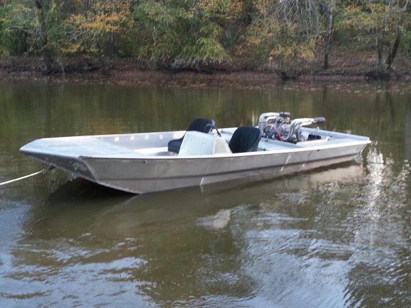 2012 Aluminiun Jet Boat Tunnel Hull Jet Boat For Sale In Louisiana