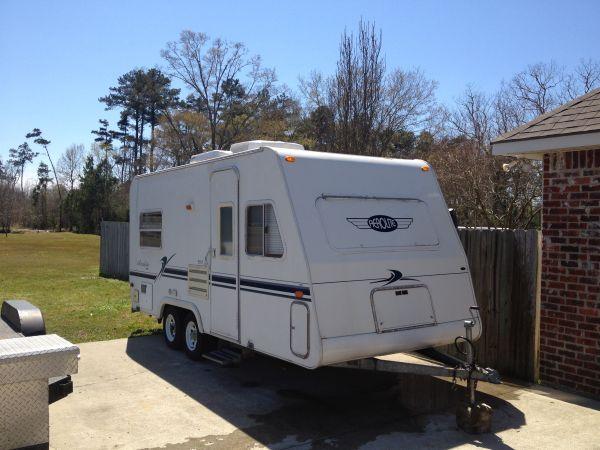 1999 Aerolite Campers For Sale in Baton Rouge - Louisiana Sportsman