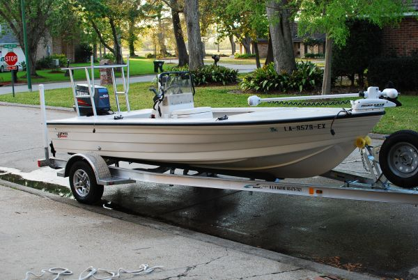 1998 Hewes Bayfisher 16 Bay Boat For Sale in Houma - Louisiana