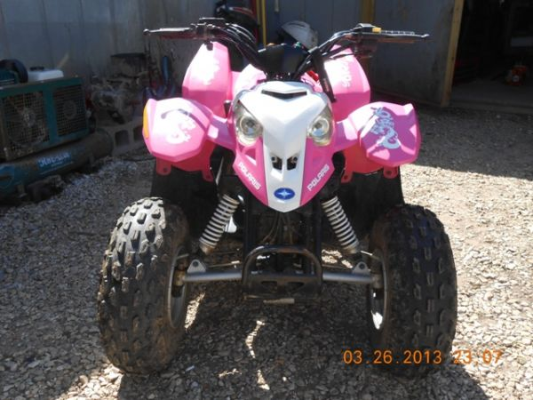 2006 Polaris Predator 90 ATV & Four Wheeler For Sale in