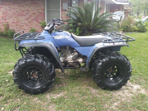 1992 92 Honda Fourtrax 300 4x4 ATV Four Wheeler For Sale In New