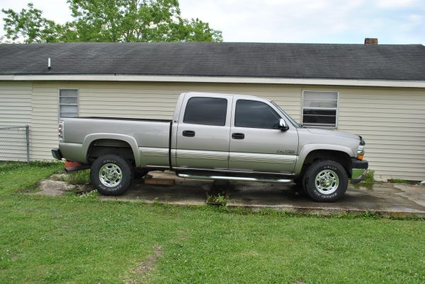 Duramax Diesel For Sale >> 2002 Chevy Silverado Duramax Diesel Pickup Truck For Sale In