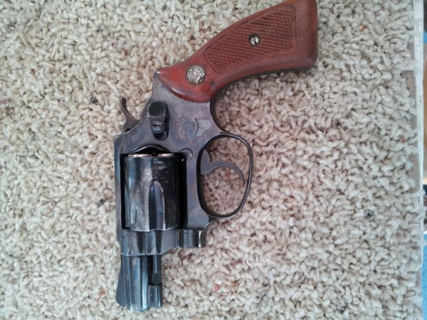 S&W  38 Special Snub nose - Louisiana Sportsman Classifieds, LA