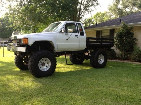 1985 Toyota Pickup Flat Bed Truck For Sale In New Orleans Louisiana Sportsman Classifieds La