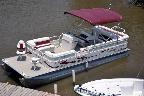 Fishing Pontoon Boats For Sale >> 2006 Bentley 240 Fish Pontoon For Sale In Lafayette Louisiana
