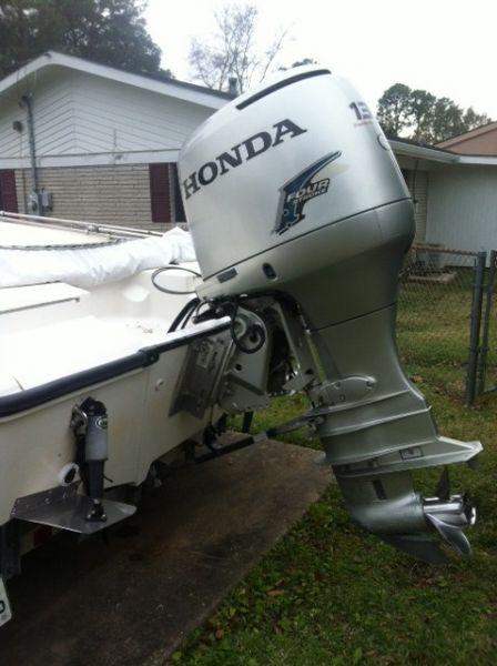 2003 Honda 130 Outboard Motors For Sale in Louisiana