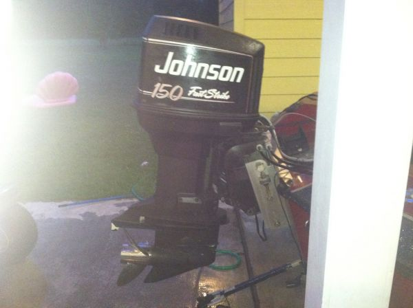 1994 Johnson Fast Strike 150 HP Outboard Motors For Sale in Baton