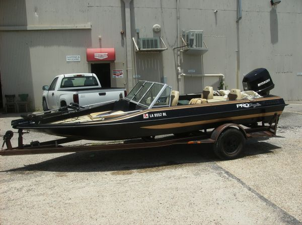 1986 Procraft 1750c Fish Ski For Sale In New Orleans