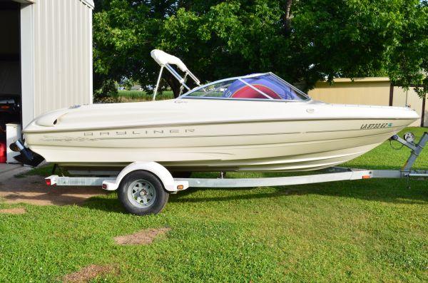 1999 Bayliner 1750 Capri Deck Boat For Sale In Lafayette
