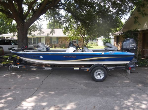 1995 Stratos 278 Bass Boat For Sale in Baton Rouge