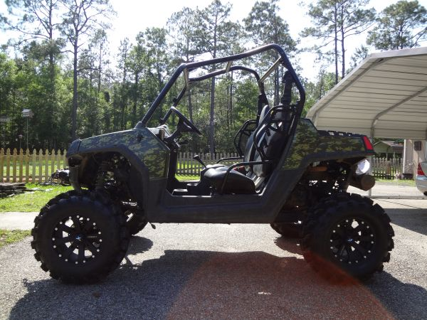 2008 800 Cc Efi Polaris Razor Atvs Other For Sale In New Orleans