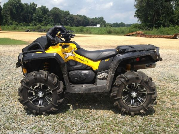 2013 Can Am Xmr 1000 Atv Amp Four Wheeler For Sale In