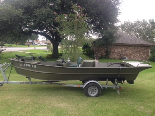 Mud Boats For Sale >> 2003 Mud Boat Duck Boat For Sale In Houma Louisiana Sportsman