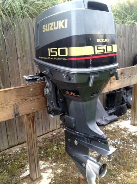 Suzuki DT 150 for sale - Louisiana Sportsman Classifieds, LA