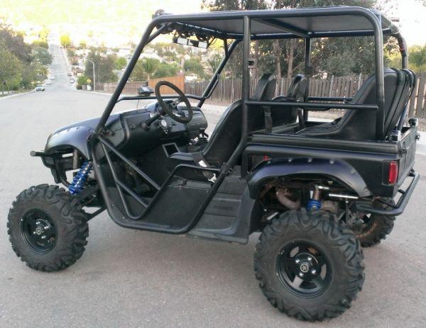 Yamaha Rhino 660 >> 2006 Yamaha Rhino 660 Special Edition Louisiana Sportsman