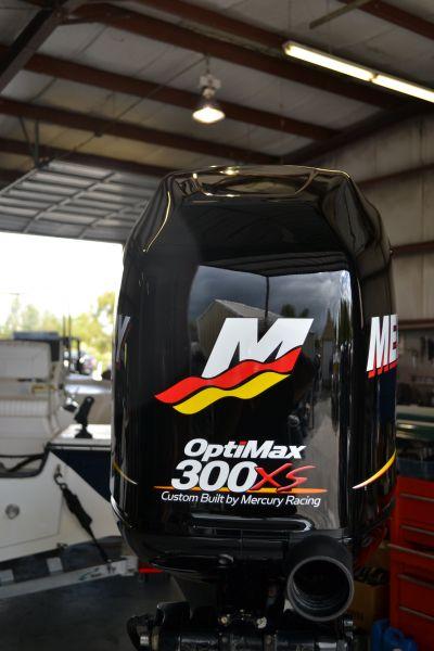 2007 Mercury Optimax 300 HP Outboard Motors For Sale in