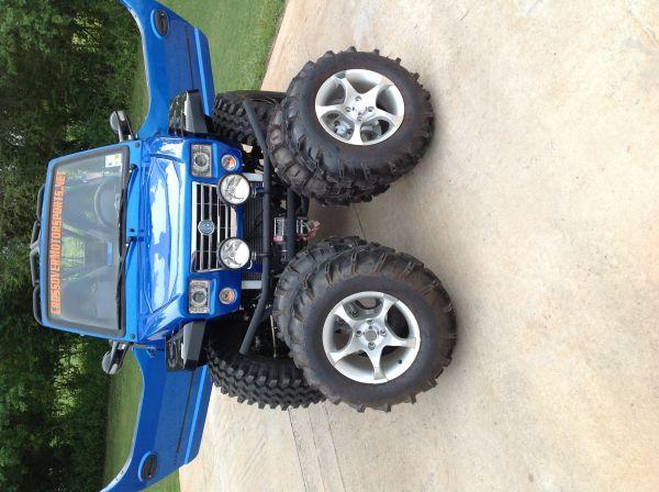2012 Oreion Sand Reeper ATV & Four Wheeler For Sale in