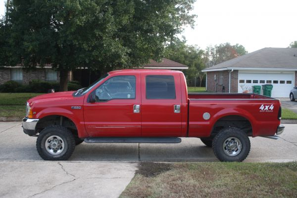 1999 Ford F250 V10 Triton Pickup Truck For Sale In New Orleans