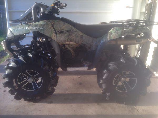 2007 Kawasaki ATV & Four Wheeler For Sale in New Orleans