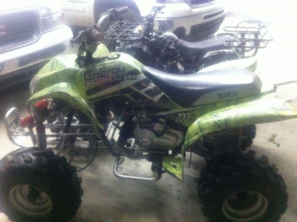 2009 BMX ENERGY ATV & Four Wheeler For Sale in Baton Rouge