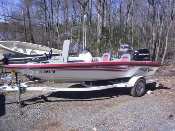 2009 Procraft Bass Boat For Sale In North Carolina