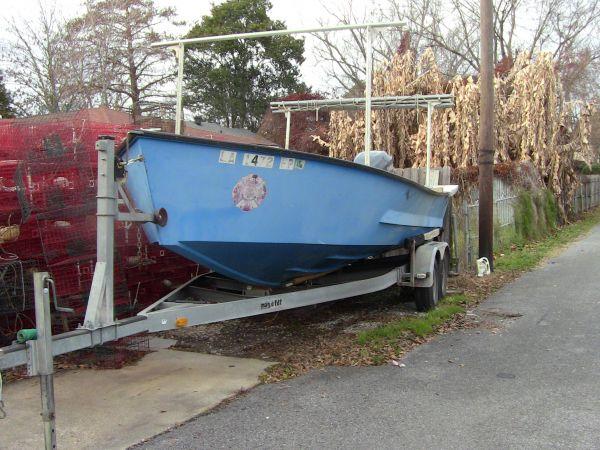 2005 Fg Reno Crab Skiff Skiffs For Sale In Louisiana