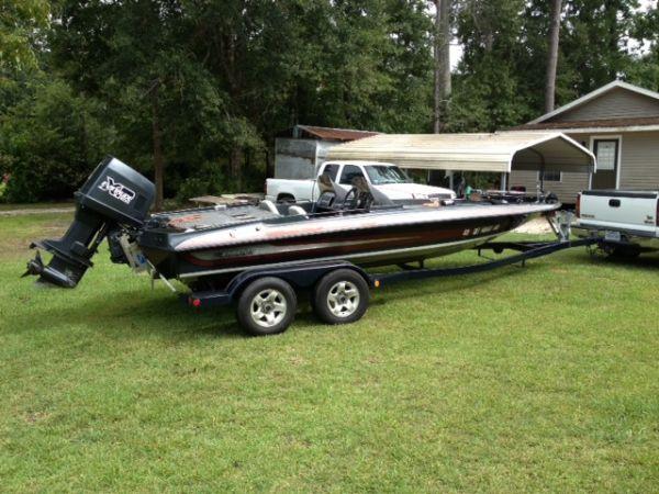 1989 Stratos Fish & Ski For Sale in Baton Rouge